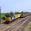 37425  and 66563 at Thoresby Colliery Jn.