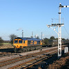 66707 at Thoresby Sidings