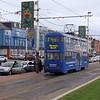 724 passes Lyndene Hotel, Blackpool Promenade