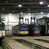 632, 674, 678 & 721 at Rigby Road Depot
