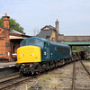 45041 at Quorn & Woodhouse