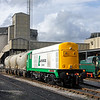 20168 & 'Peveril' at Hope Cement Works
