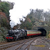 42085 at Haverthwaite Tunnel