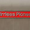 Nameplate - 37901 'Mirrlees Pioneer'