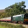 D8142 at Glyndyfrdwy