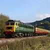 D1566 at Glyndyfrdwy