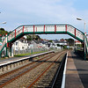 Infrastructure - Deganwy Station and Footbridge