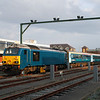 67002 at Holyhead Carriage Sidings