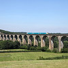 175107 on Cefn Viaduct