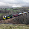 D9009 at Smardale Viaduct