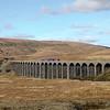 158815 & 153331 on Ribblehead Viaduct