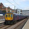 319421 at West Hampstead Thameslink