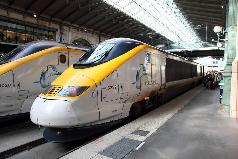 3232 at Paris Gare Du Nord