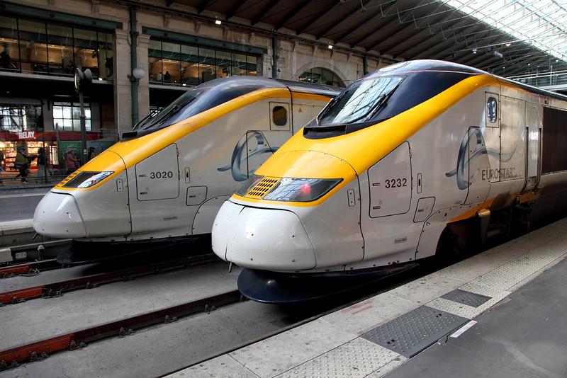 3020 & 3232 at Paris Gare Du Nord