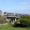 22058 at Gormanston Viaduct