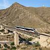 4155/6105/4105 at Cata Fuma Viaduct