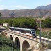 4104/6104/4154 at Terra MiTica Viaduct