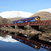 156492 on Loch Awe Viaduct