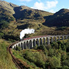 44871 on Glenfinnan Viaduct