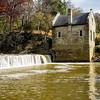 Chester water Authority Stone Water Works Building, Octoraro Creek, Pennsylvania