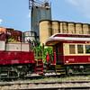 Vinny, 1953 GP-7 Diesel Locomotive, Grapevine Vintage Railroad, Grapevine, Texas