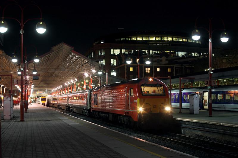 67018 at Marylebone