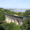 43188 at Forder Viaduct