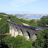 43124 on Forder Viaduct