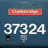 Nameplate - 37324 'Clydebridge'