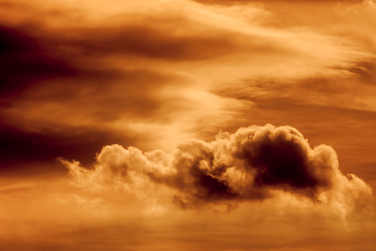 Golden Clouds