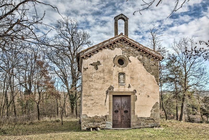 Saint Gaietà Chapel (Castellterçol, Catalonia)