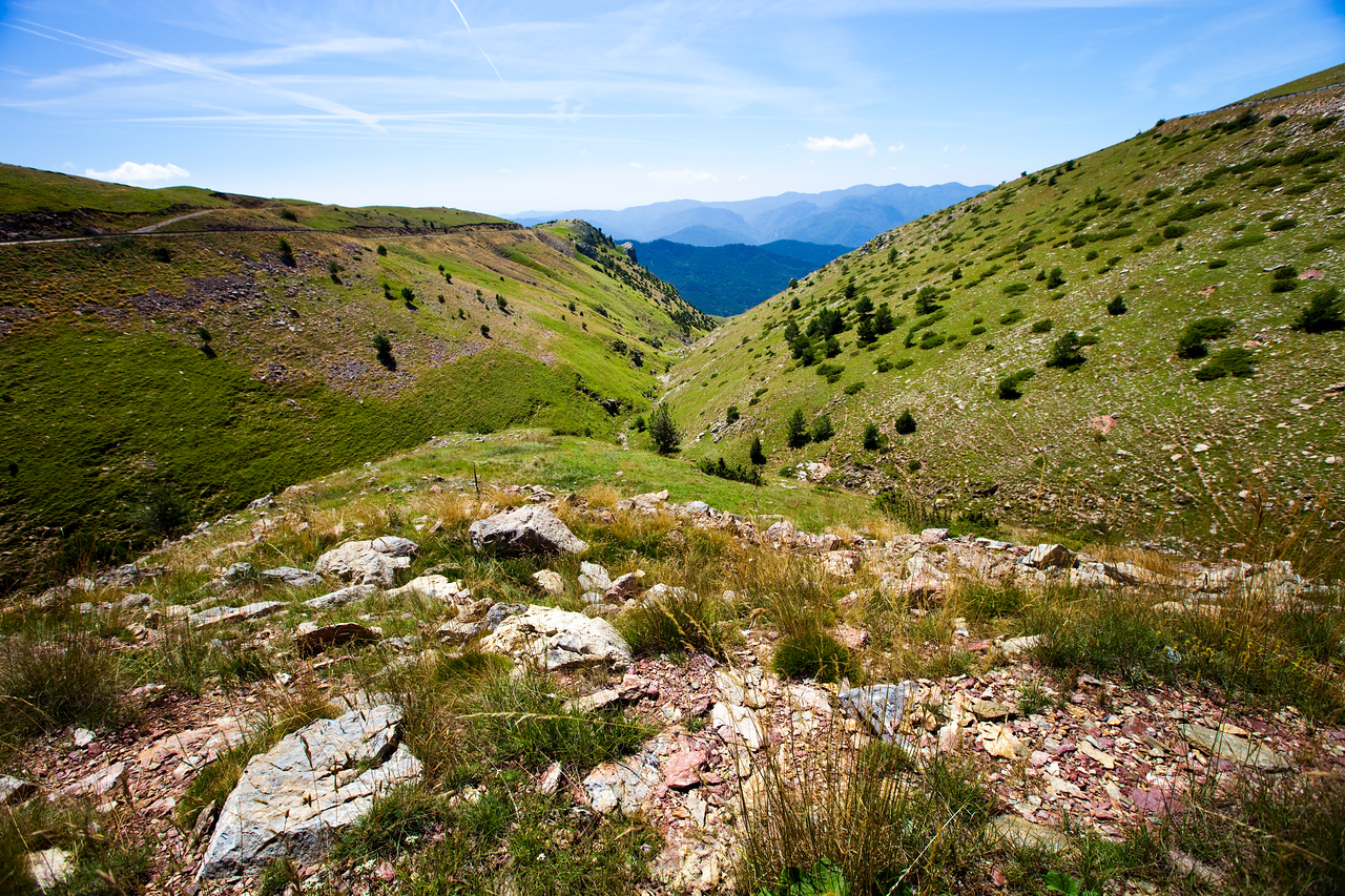 Pyrenean Slopes, Catalonia