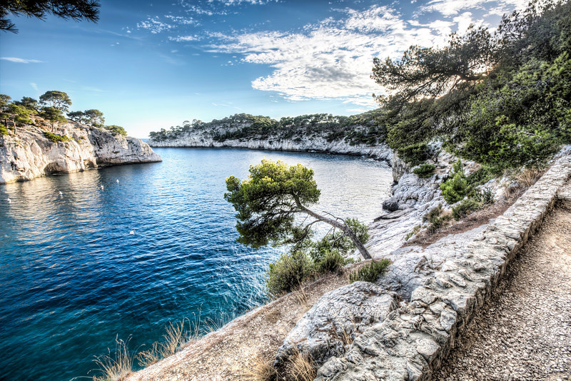 Calanque de Port-Miou (Cassis, France)