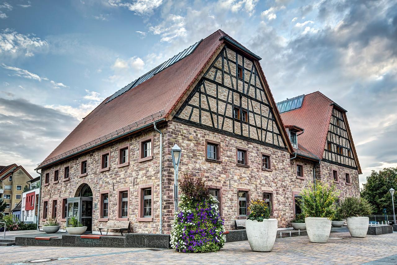 Hockenheim Library (Germany)