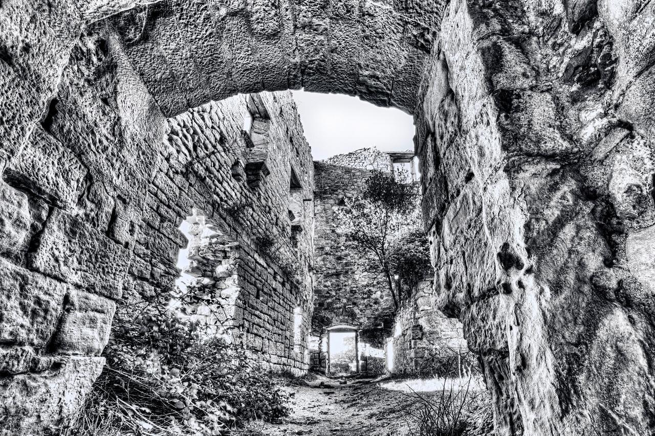 Castellcir Castle Ruins (Catalonia)