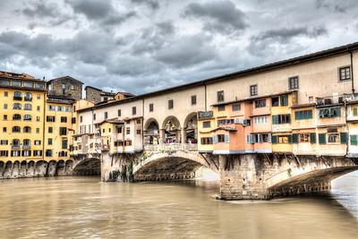 The Ponte Vecchio (Florence)