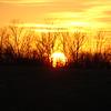 sunset 2/10/07