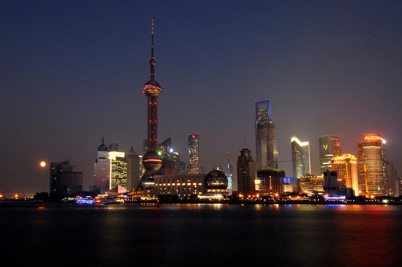 Shanghaj, The Bond