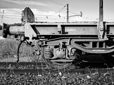Rueda del Tren