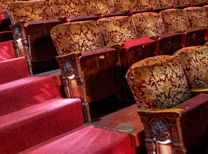 Byrd seats