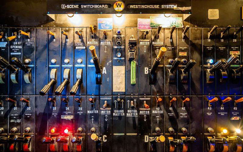 Byrd switch board