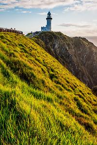 Cape Byron Lighthouse.