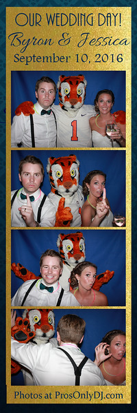 Byron & Jessica Wedding 9-10-16
