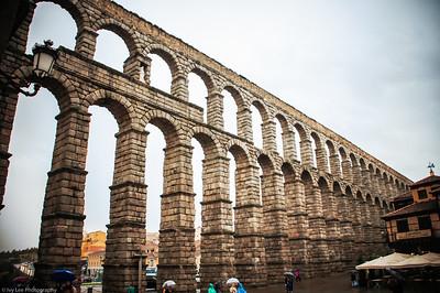 2017 [Spain] Segovia+Barcelona