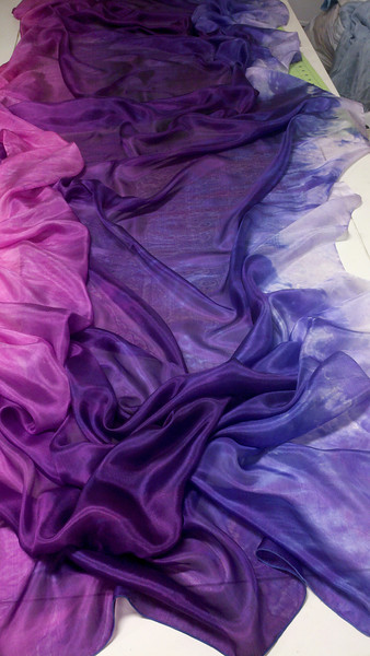 purple haze, new, shown on a 4yd!