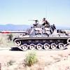 Tank inside LZ Bronco Perimiter