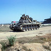 Tank and crew, LZ Bronco