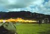 Flame Thrower Demonstration