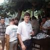 Ron Scroggins At Beach Party