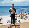 Ron Scroggins Oahu 6/67